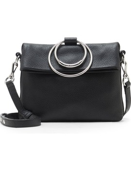 Kimi Small Leather Crossbody Bag by Vince Camuto