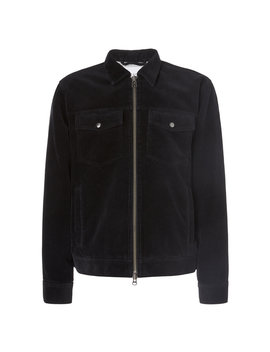 Cotton Corduroy Jacket by Frame