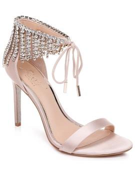 Darielle Ankle Strap Sandal by Jewel Badgley Mischka