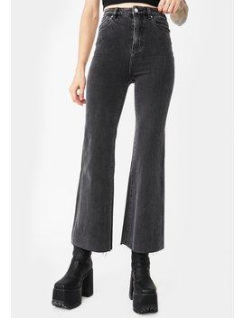 Eastcoast Crop Flare Pants by Rollas