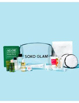 Glow Ing Away Travel Set by Soko Glam Exclusive
