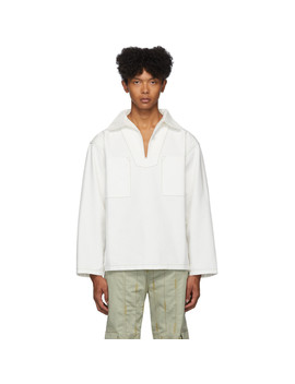Off White 'le Marin' Shirt by Jacquemus