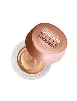 Maybelline Dream Matte Mousse Foundation, Creamy Natural, 0.64 Oz. by Dream