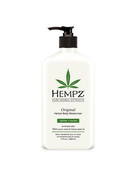 Hempz Original Herbal Body Moisturizer   17oz by 17oz