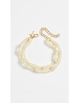 Chain Garland Necklace by Lele Sadoughi