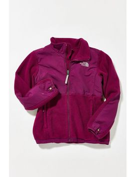 Vintage The North Face Berry Classic Fleece Jacket by Urban Renewal