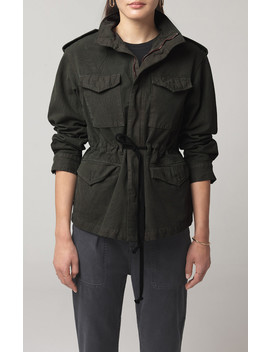 Vivienne Jacket In Dark Olive by Citizens Of Humanity