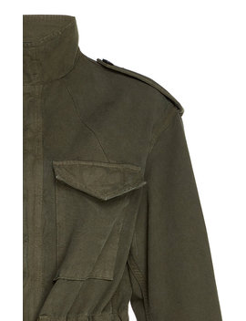 Vivienne Cotton Twill Jacket by Citizens Of Humanity