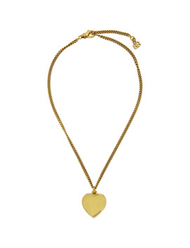 Gold Precious Necklace by Balenciaga