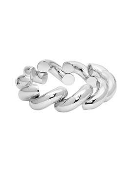 Silver Link Bracelet by Balenciaga