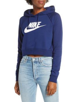 Sportswear Essential Crop Hoodie by Nike