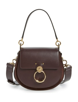 Medium Tess Calfskin Leather Shoulder Bag by ChloÉ
