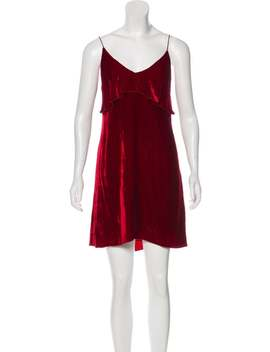 Alice + Olivia Silk Blend Dress W/ Tags by Alice + Olivia