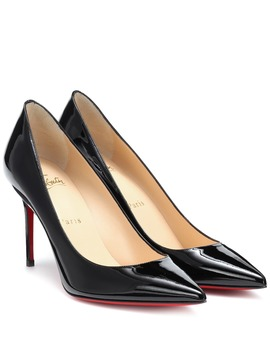 Pumps Kate 85 In Vernice by Christian Louboutin