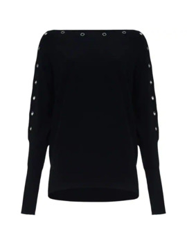 Esther Eyelet Long Sleeve Batwing by Phase Eight
