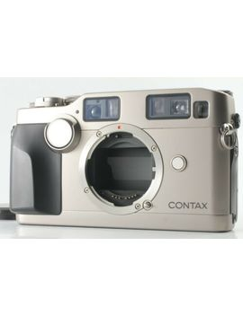 【Excellent+++++】 Contax G2 35mm Rangefinder Film Camera Body From Japan #1674 by Contax