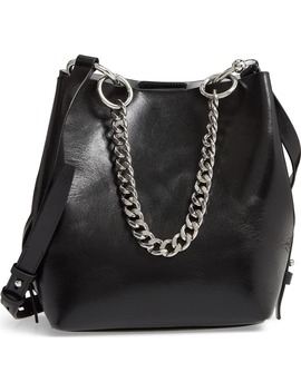Medium Kate Leather Satchel by Rebecca Minkoff