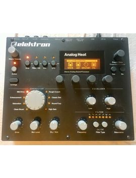Elektron Analog Heat Mk1   Perfect Condition by Ebay Seller