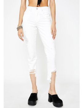 Aspen Distressed Jeans by Blank Nyc