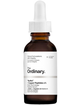 Online Only ''buffet'' + Copper Peptides 1% by The Ordinary