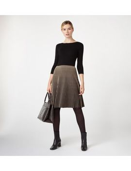 Naomi Knitted Dress by Hobbs