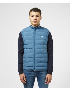 Seamless Gilet by Fred Perry