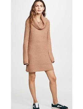 Couldn't Be Sweater Dress by Bb Dakota