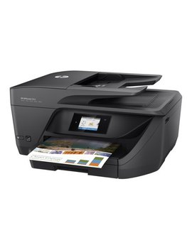 Hp Office Jet 6962 Wireless All In One Color Inkjet Printer (T0 G25 A) by Hp