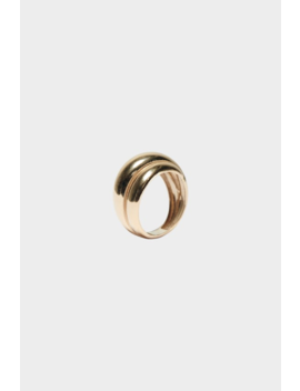 Limited Edition Twisted Ring View All Accessories Woman by Zara