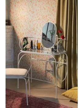 Aria Metal Vanity by Urban Outfitters