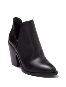 Leve Block Heel Boot by Steve Madden