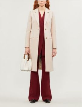 Pembury Wool Blend Coat by Reiss
