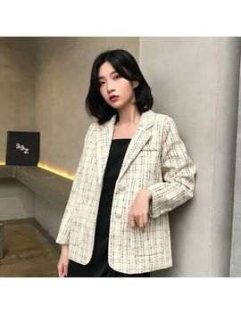 Efo   Tweed Blazer by Efo