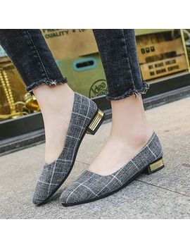 Moonlit Valley   Plaid Flats by Moonlit Valley