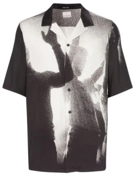Silhouette Print Shirt by Ksubi