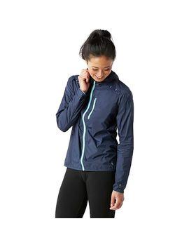 Merino Sport Ultra Light Hooded Jacket   Women's by Smartwool