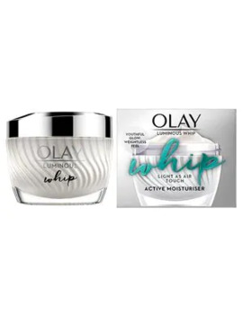 Olay Luminous Whip 50ml by Superdrug
