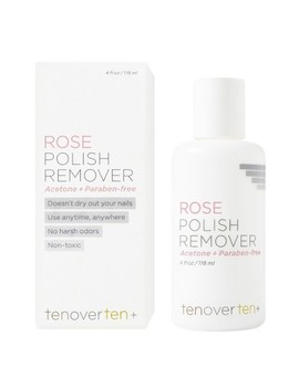 Tenoverten Non Acetone Polish Remover   4 Fl Oz by Acetone Polish Remover