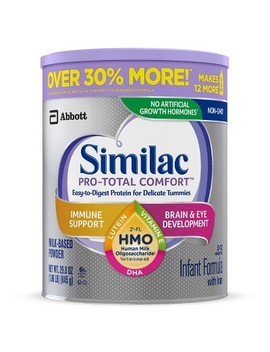 Similac Pro Total Comfort Value Size   29.8oz by Total Comfort Value Size