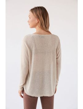 Out From Under Skyla Surplice Sweater by Out From Under
