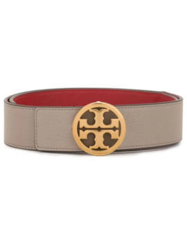 Reversible Logo Belt by Tory Burch