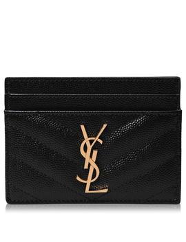 Credit Card Holder by Saint Laurent