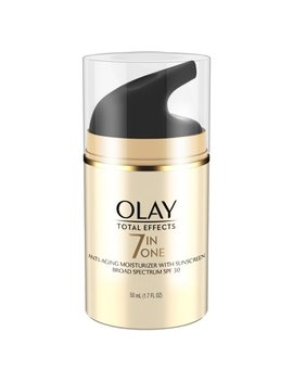 Olay Total Effects 7 In 1 Anti Aging Daily Face Moisturizer With Spf 30, 1.7 Fl Oz by Olay