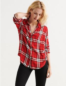 Bungalow Plaid by Lucky Brand