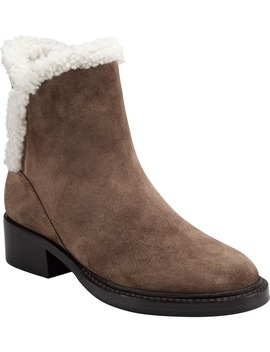 Hatty Genuine Shearling Lined Boot by Sigerson Morrison