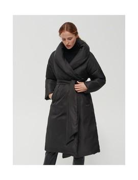 Płaszcz Z Naturalnym Puchem by Reserved