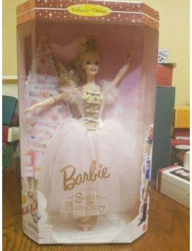 1996 Barbie As Sugar Plum Fairy In The Nutcracker Classic Ballet Series   Nrfb by Mattel