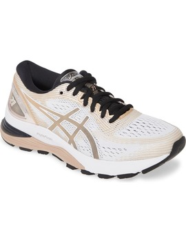 Gel Nimbus 21 Platinum Running Shoe by Asics®