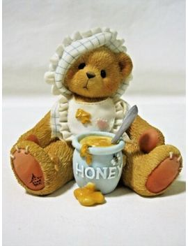 Cherished Teddies Kara Honey Of A Friend Girl Bear 265799 Iob Adoption Center by Ebay Seller