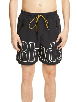 Nylon Swim Trunks by Rhude
